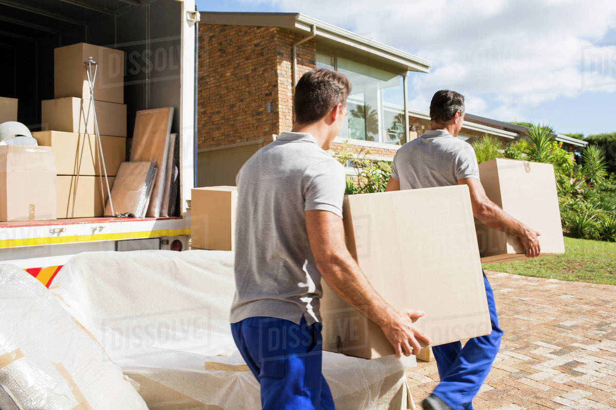 Two Men and a Truck Melbourne | Removalists Melbourne